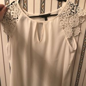 White Express Shirt, business